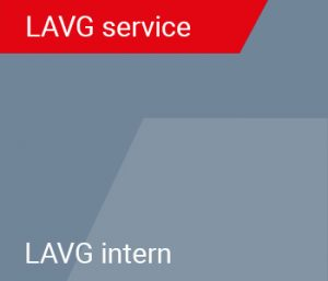Kachel LAVG Service